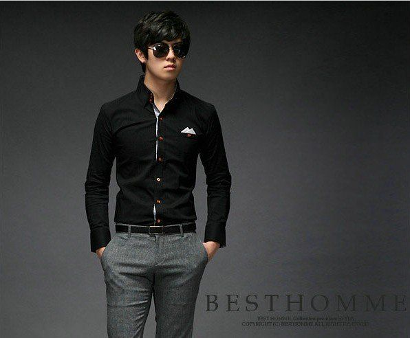 Style Black Shirt | Is Shirt