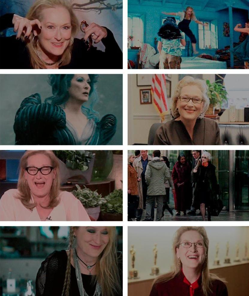 Happy 67th Birthday Meryl Streep!!!
