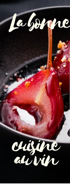 20 recettes pour cuisiner au vin rouge et au vin blanc recetas dulces con frutas pinterest. Black Bedroom Furniture Sets. Home Design Ideas