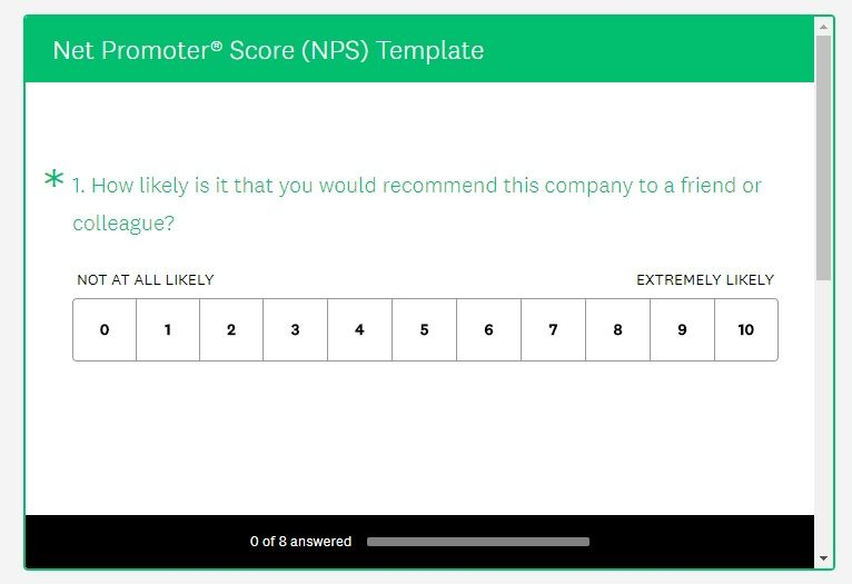 How to Create a Net Promoter Score® Survey Kiosk | Promotion, Surveys
