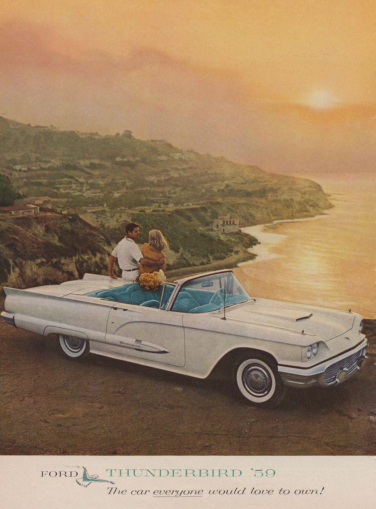 Ford Thunderbird '59
