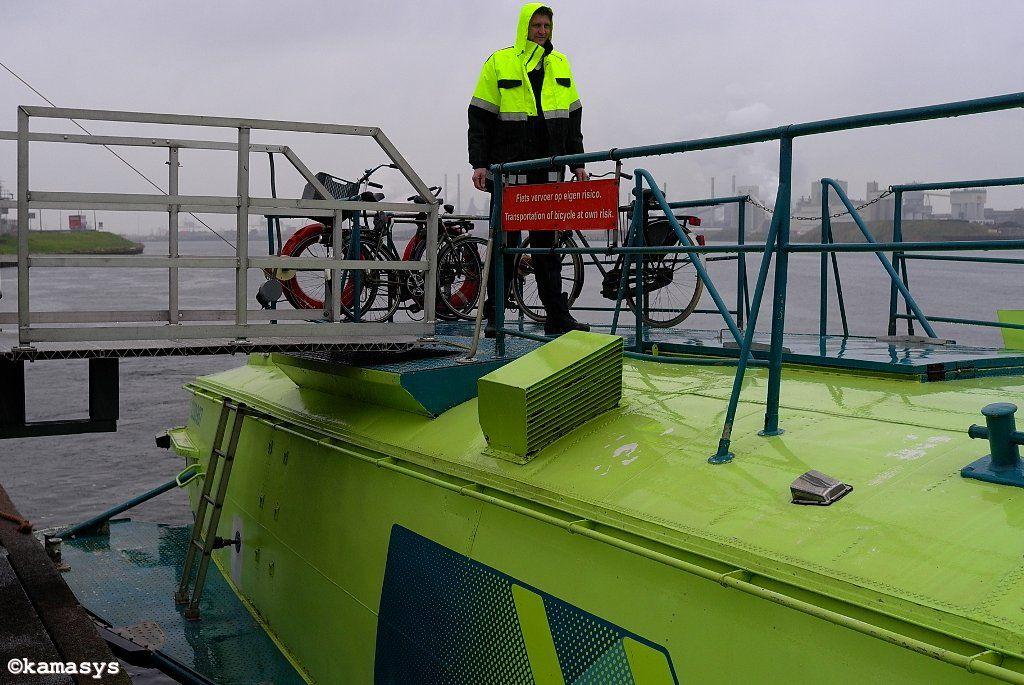 Hydrofoil attendant - Velzen NL