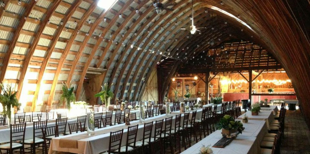 Hayloft On The Arch Weddings Price Out And Compare Wedding Costs