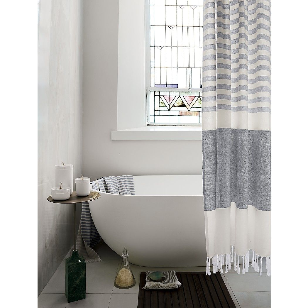 Free Shipping Shop Karla Cement Shower Curtain Desert