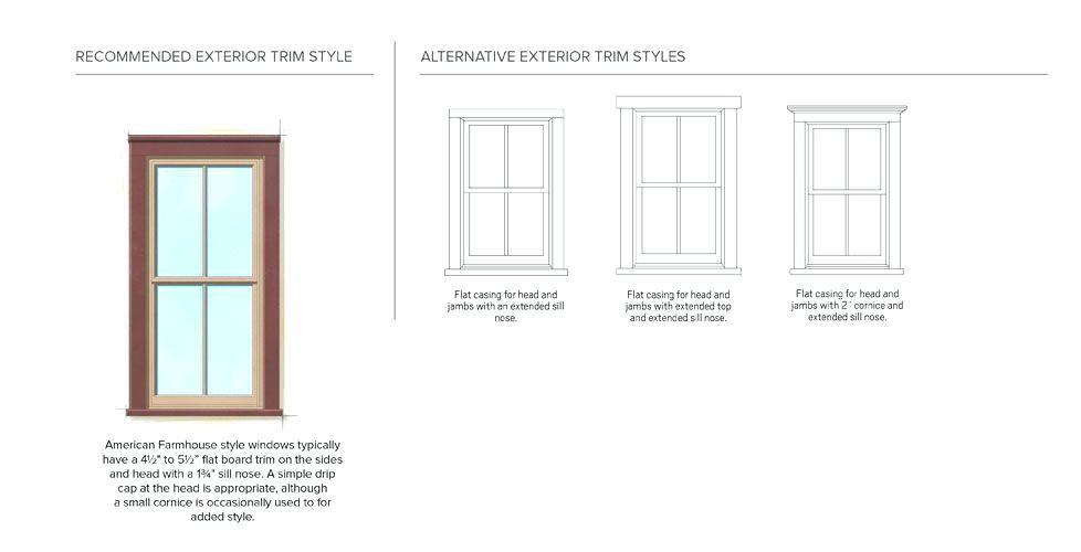 How To Install Molding Around Exterior Door Google Search Window Trim Exterior Modern Farmhouse Exterior Home Styles Exterior