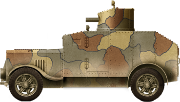 Japanese Type 92 Osaka armored car Shangai 1937 - pin by Paolo Marzioli