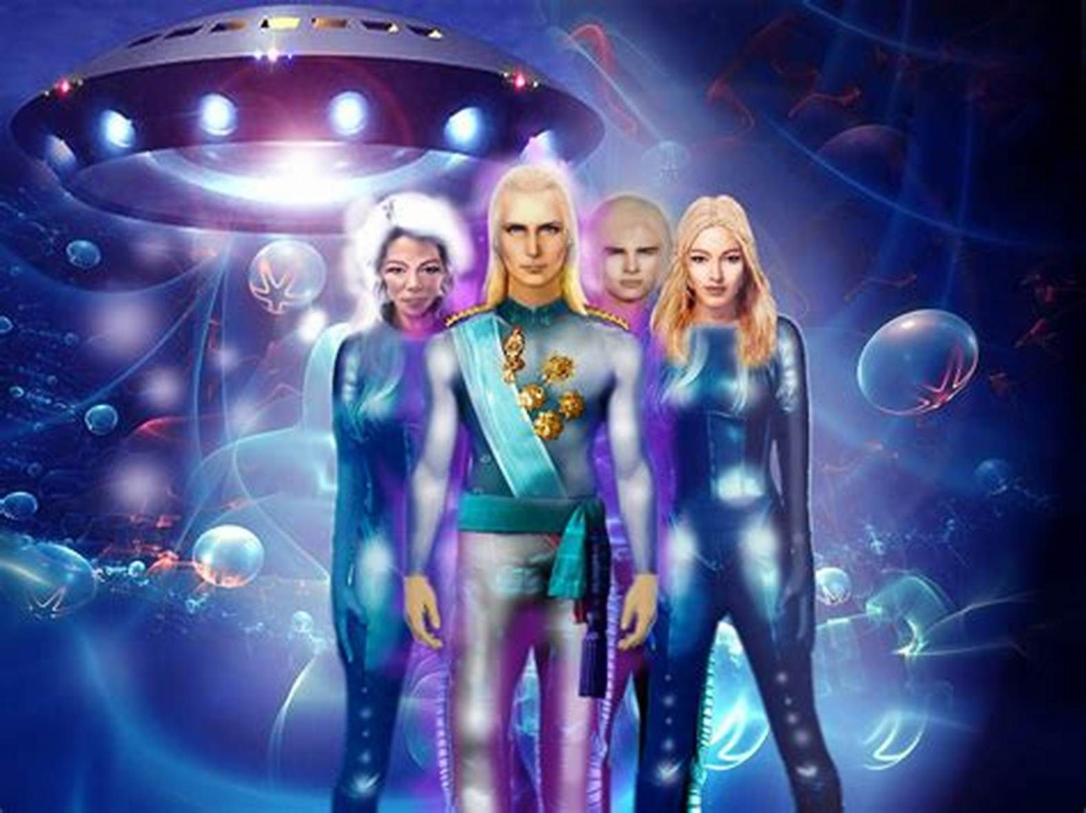 THE PLEIADIANS: AMBASSADORS OF PEACE | Ashtar command, First contact,  Nordic aliens