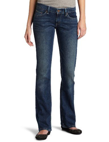 #Levi's #528 Juniors' Curvy Cut Boot Cut #Jean jeans that finally fit