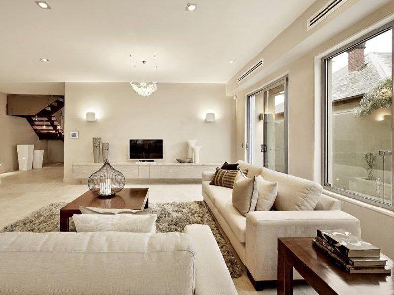 Soggiorni contemporanei 100 idee e stile per un - Casa stile contemporaneo ...