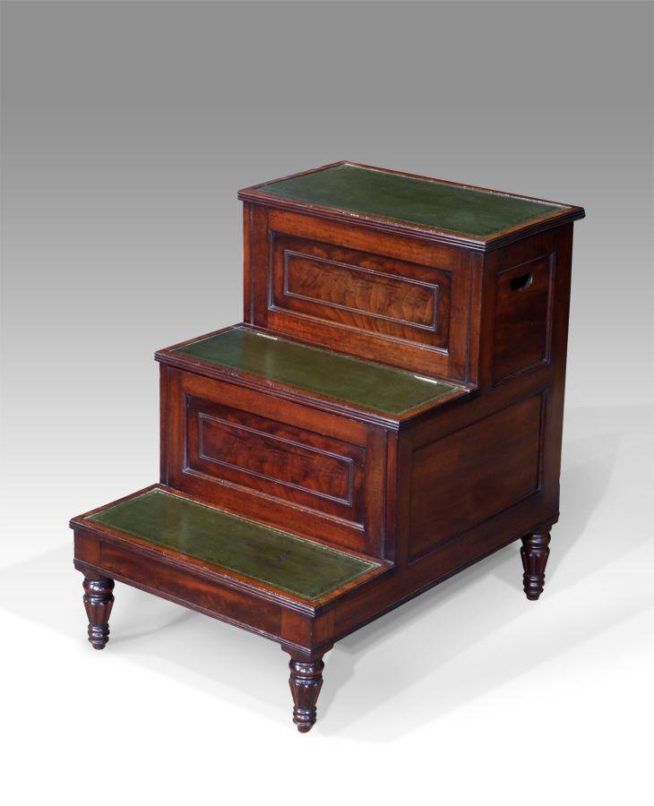 Antique library steps - Antique Library Steps Antiques Pinterest Antique Furniture
