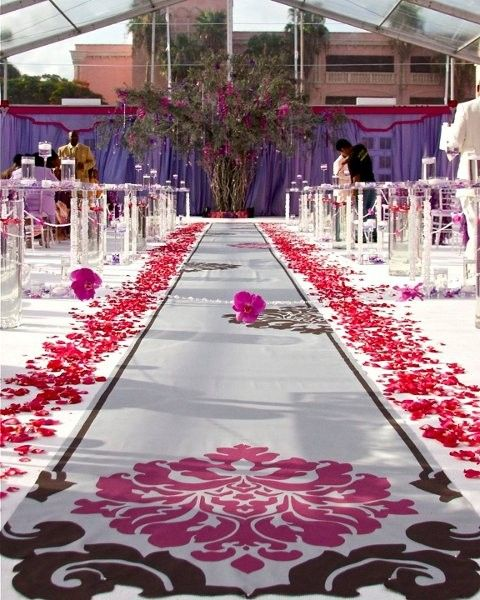 Wedding Ceremony Aisle Runner Wedding Wedding Decor Style Wedding Ceremony Decorations
