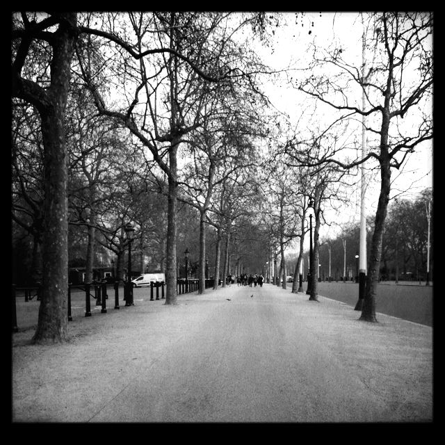 Walking to ICA, it always seem like I often took the longer route to a destination..