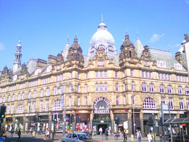 Leeds City Markets Leeds City And Yorkshire - 10 things to see and do in leeds