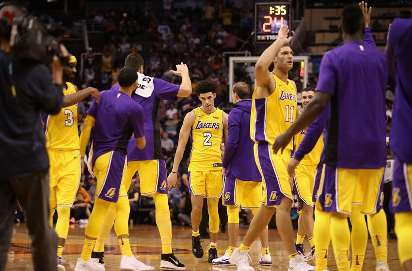 Los Angeles Lakers Do Not Move In Espn Nba Power Rankings Los Angeles Lakers Lakers Espn