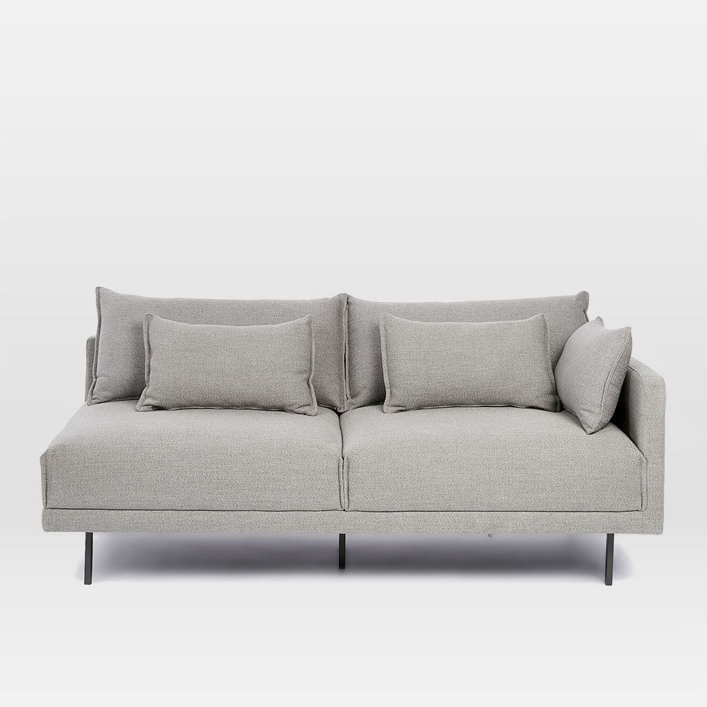 Build Your Own Halsey Sectional Pieces West Elm Uk With Images Sectional Deep Seating Sofa