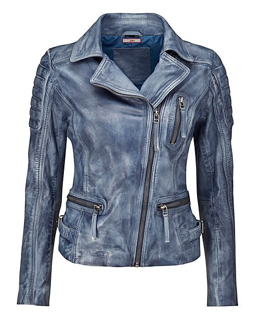 1d01d5216 Joe Browns Rock Star Leather Jacket   Simply Be   Clothes, Shoes ...