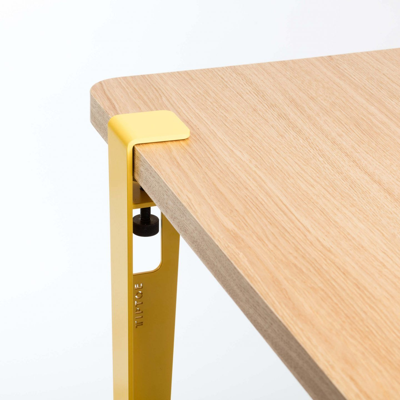 Pied De Table Et Bureau 75cm En 2020 Table Modulable