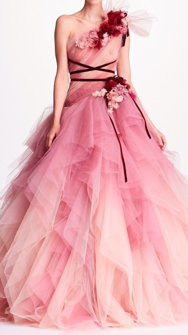 """analife: """"Marchesa // Ready to Wear - Spring 2018 """" 