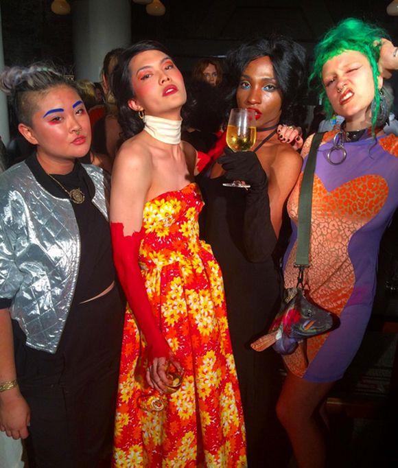 Trans Designer Gogo Graham's NYFW Show Celebrates Trans