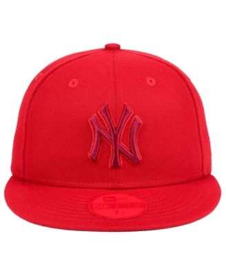 01b41e0e70b New Era New York Yankees Prism Color Pack 59FIFTY Fitted Cap - Red 7 5