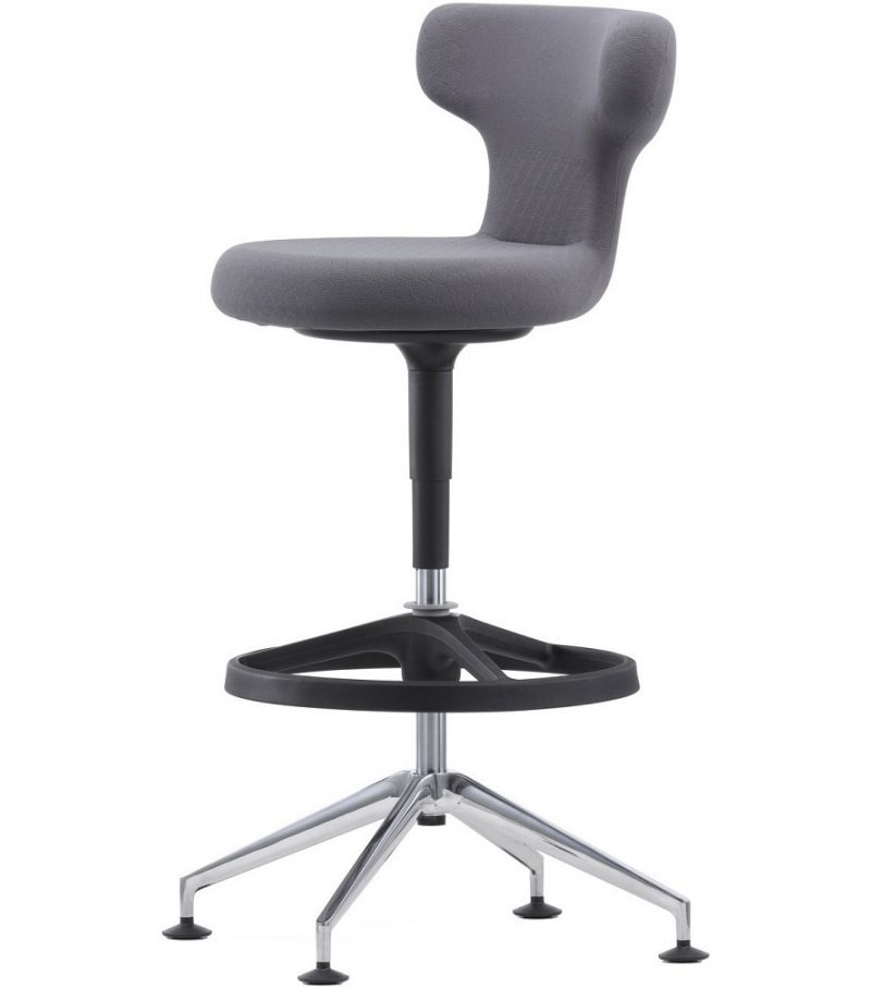 Pivot Counter Stool Chair Vitra Milia Shop Office Chair High Office Chair Chair
