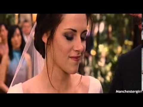Breaking Dawn; Part One -  The Wedding.