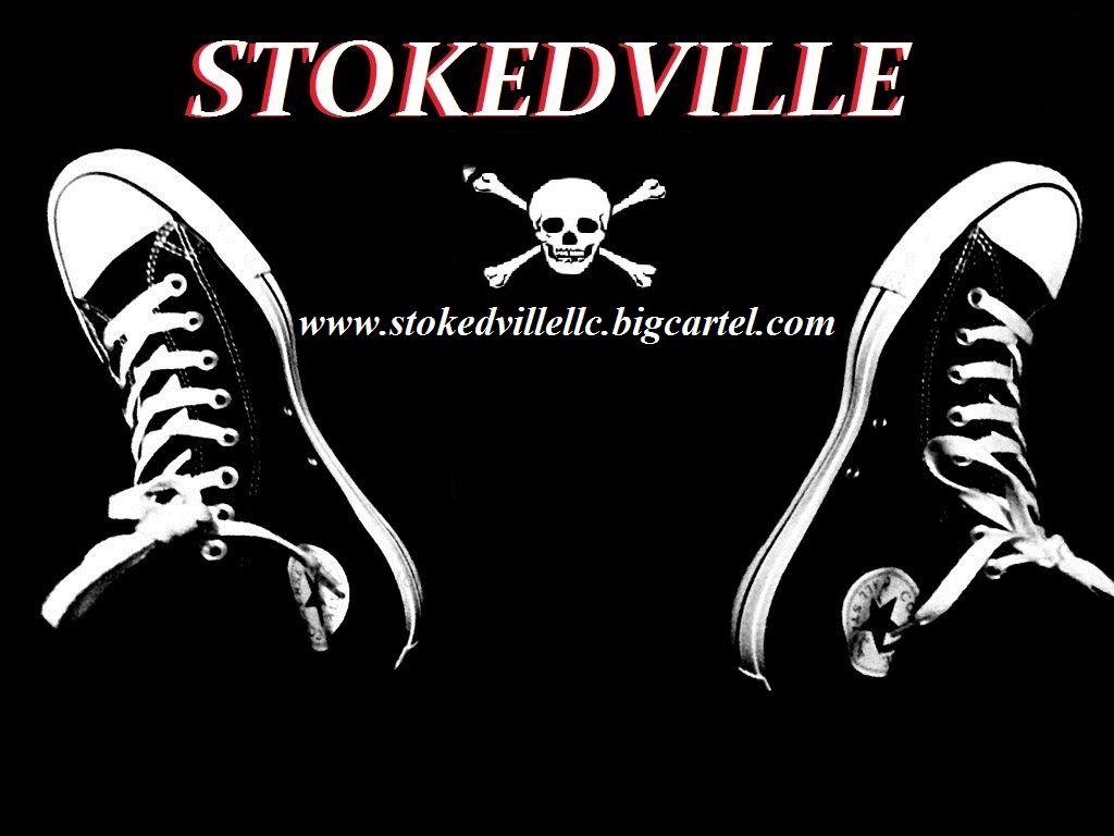 #Thedarksideofpopcultuure WWW.Stokedvillellc.bigcartel.com