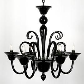 Black chandelier buy one for cheap on craigslist and spray paint black chandelier buy one for cheap on craigslist and spray paint glossy black for the dining room aloadofball Gallery