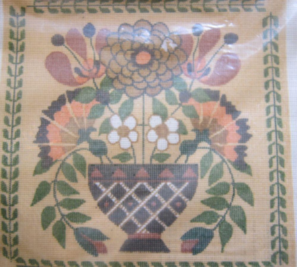 Yarns Brunswick Needlepoint Cotton Tapestry Canvas 360 15