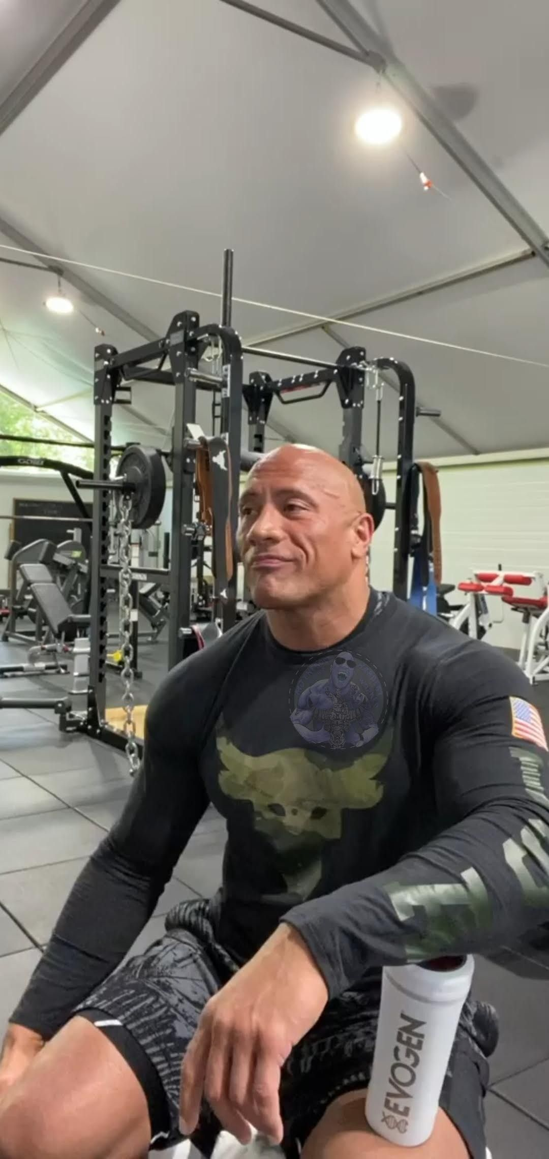 This Morning I See All Video S I Work A Bit In Afternoon 3 Soaps After Eatch Other Than Block News Now I Heve Rest Strength Workout Dwayne Johnson Fitness Body
