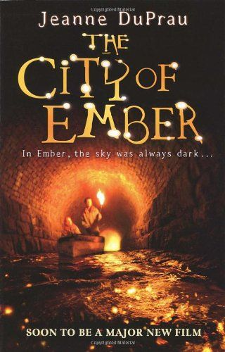 The City Of Ember A Delightful Trilogy By Jeanne Duprau City Of Ember City Of Ember Book Books For Boys