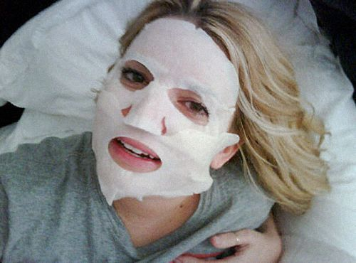 Jessica Simpson's beauty secret a face mask | Products I