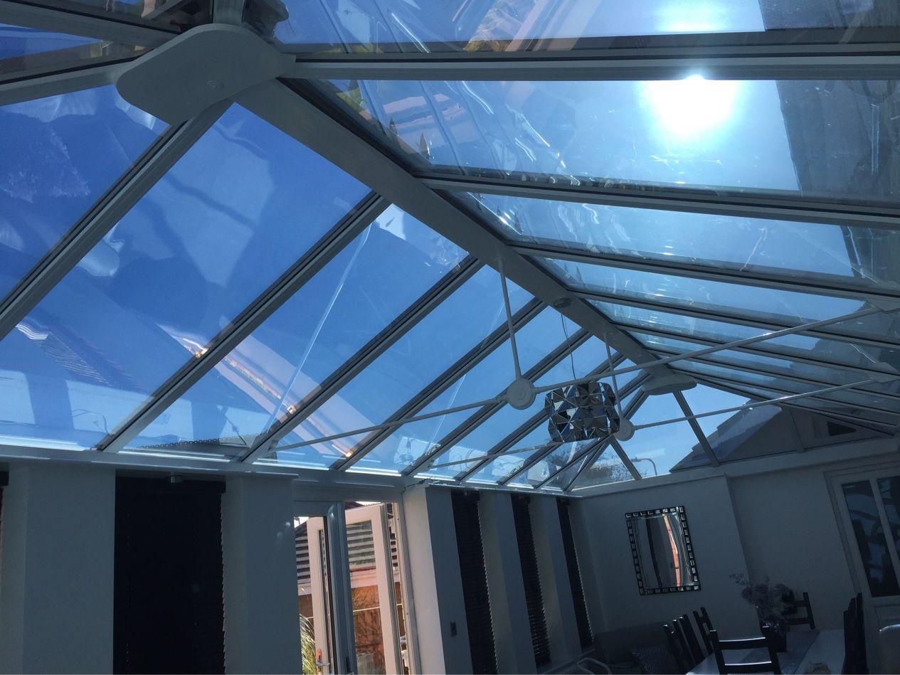 Everypost Conservatory Roof Tinted Windows Merseyside