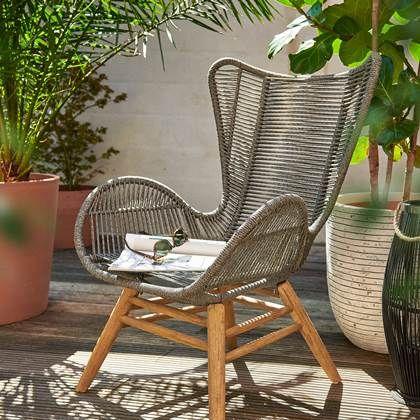 Lounge Stoel Hocker.Suns Kreta Loungestoel Met Hocker Loungestoel Moodboard