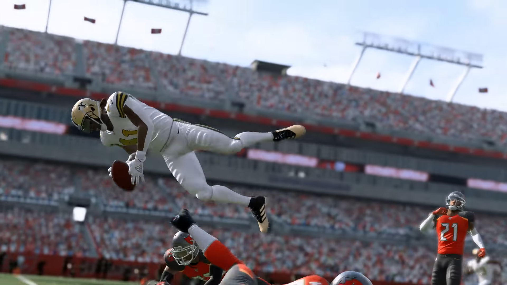 Madden 20 November Title Update Released All Abilities Now Available In Franchise Mode Sports Gamers Online Abilities Madden Player Card