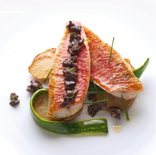 Filets de rouget de roche poeles gourmand fran ais - Cours de cuisine luxembourg ...