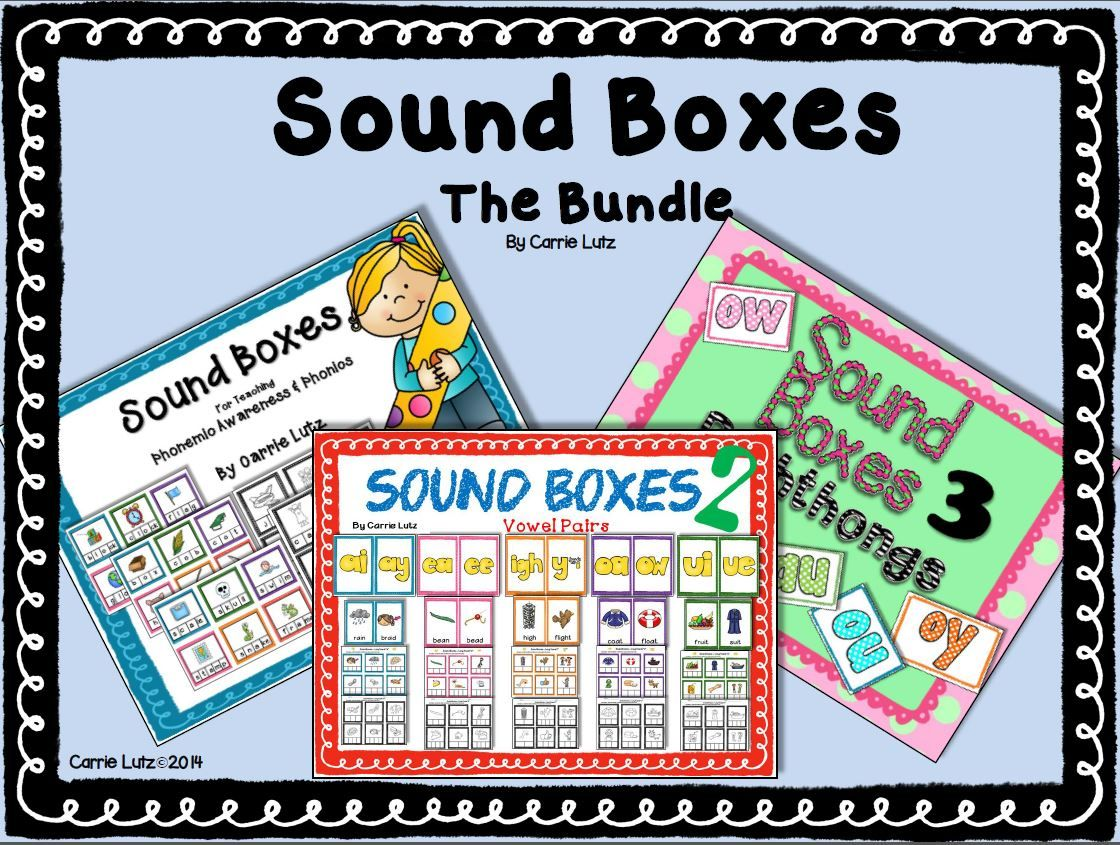 Sound Boxes The Bundle