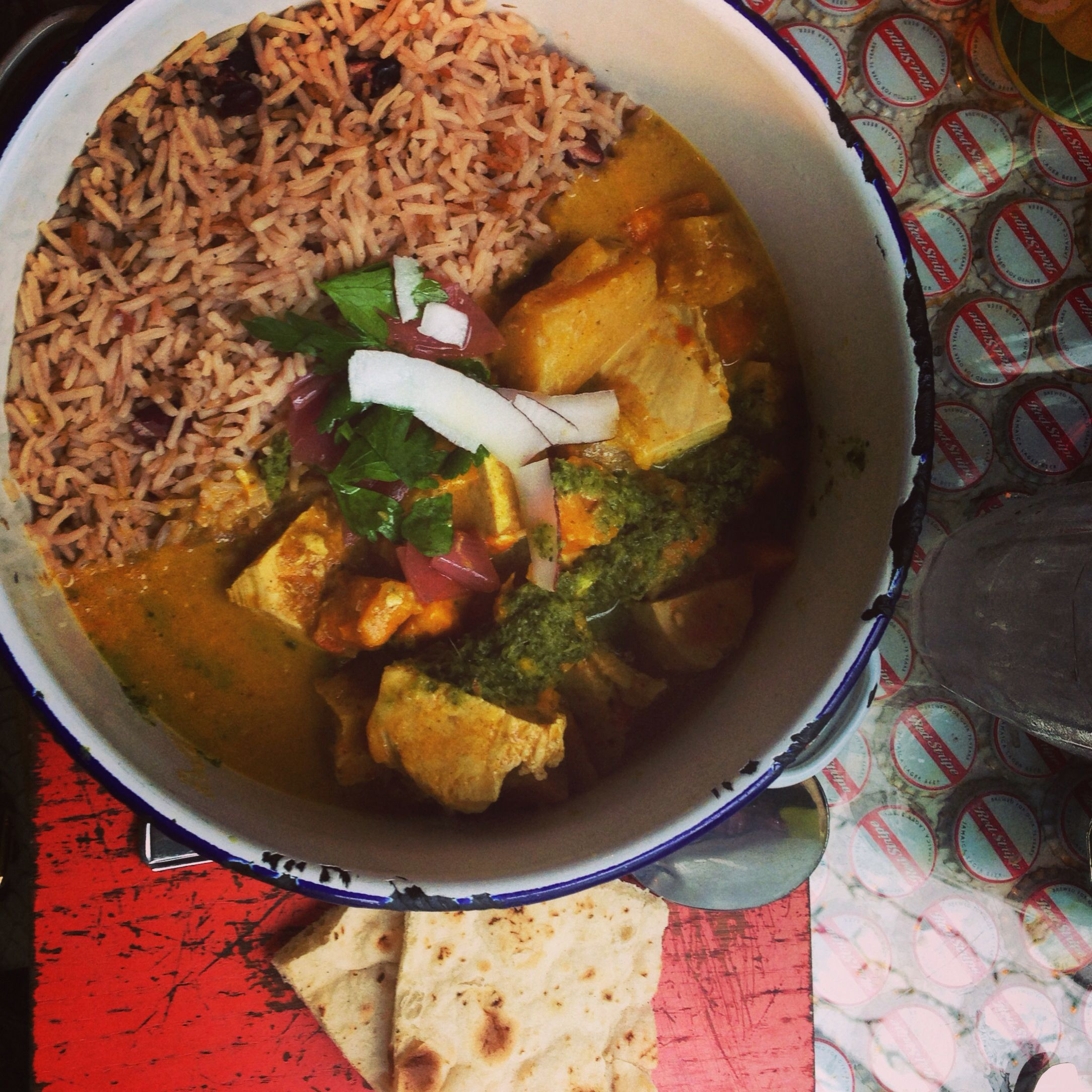 recipe: trinidad curry chicken coconut milk [11]