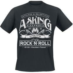 Herrenbandshirts #rockandrolloutfits