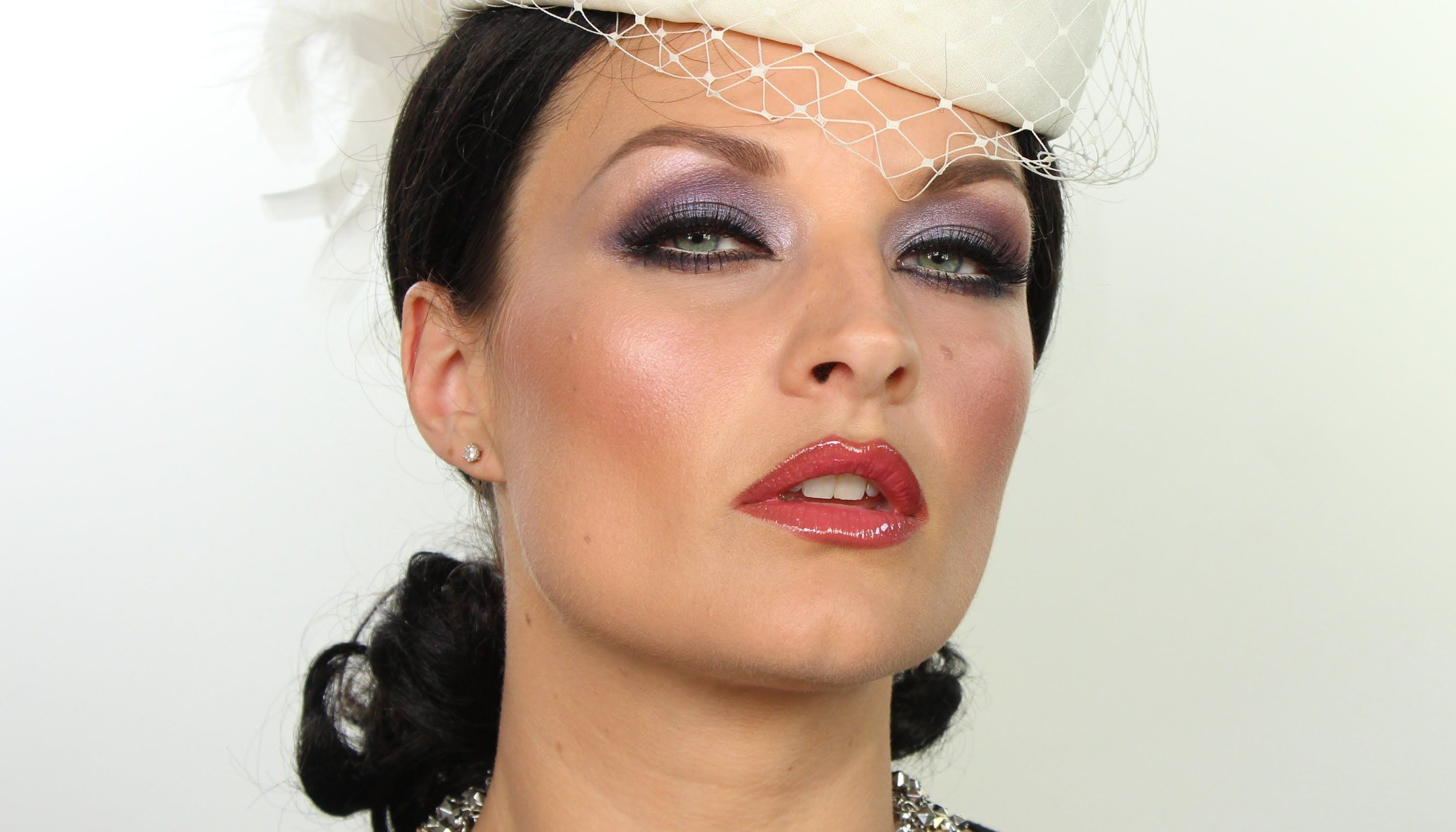 Joan Collins / Alexis Colby Dynasty Makeup Tutorial