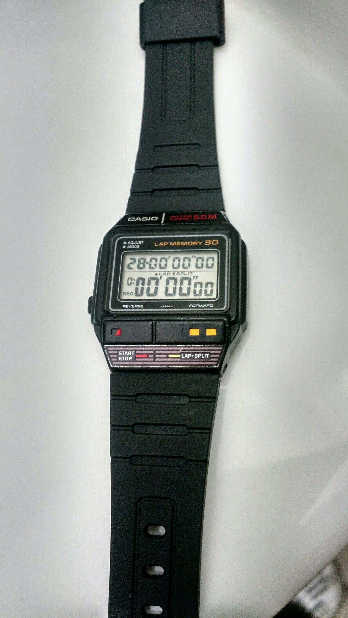 a4d12ca0c6fc Casio SDB-30W Reloj Digital