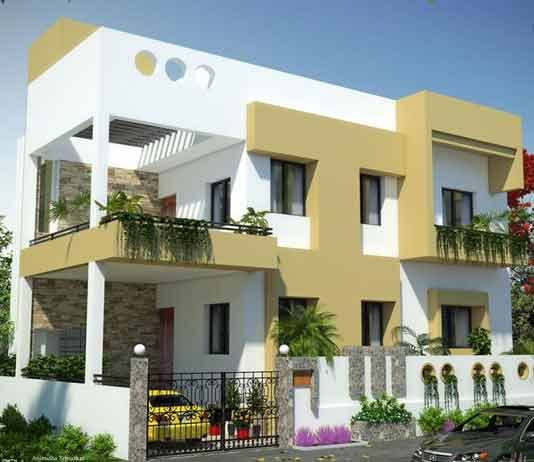 Confused About Painting Your Sweet Villa No Need To Worry At All We Have Listed Be House Paint Exterior Exterior Paint Colors For House House Outside Design