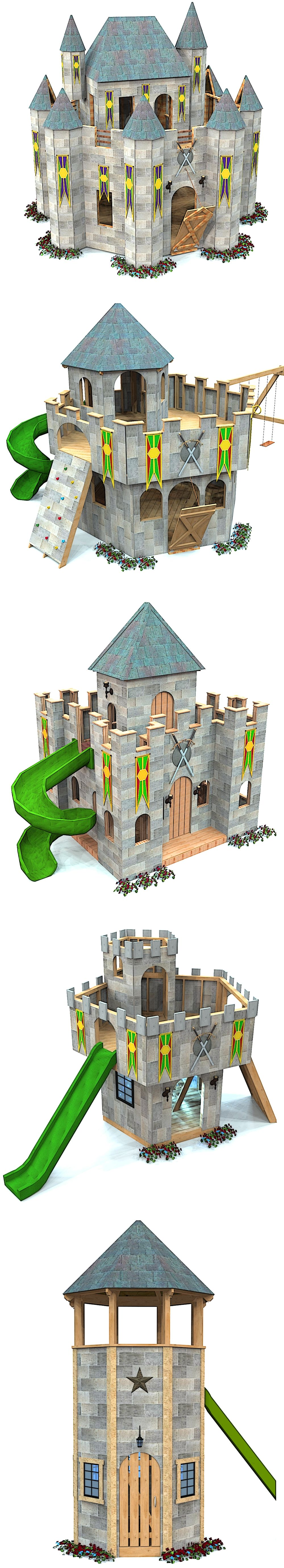 5 castle playhouse plans for download. Purchase one today and start on castle playhouse ideas, castle playhouse with slide, castle bedroom designs, cardboard castle designs, castle playhouse plans, castle patio designs, lego castle designs,