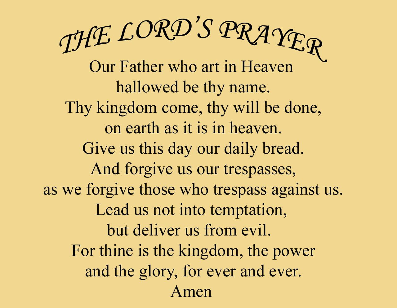 Saint Augustine On The Lord S Prayer With Images