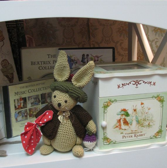 Benjamin Bunnyy     Reserved listing for Carol by dollsandbunnies