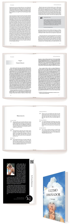 Plantilla Gratuita en Indesign para Maquetar un Libro | | D ...