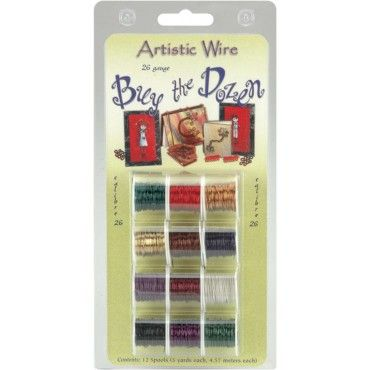 Wire perfect for jewelry, scrapbooking or other craft projects ...