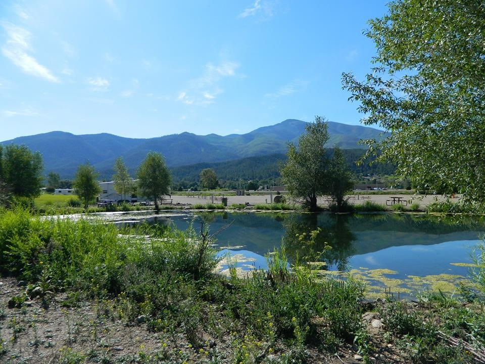 Sierra Hermosa Rv Park At Questa New Mexico Conveniently Located