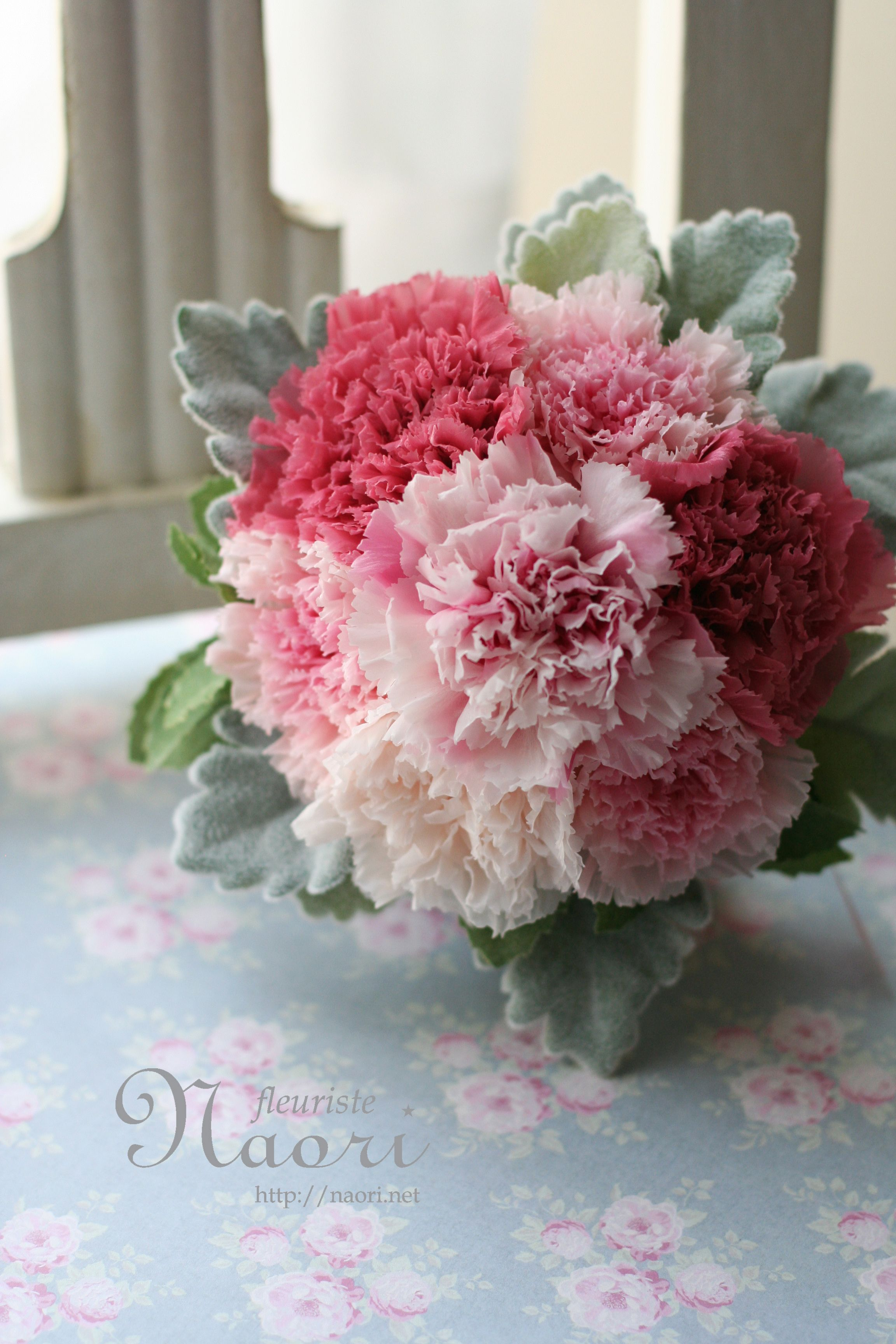 Carnation Bouquet カーネーションのギフトブーケ Mother S Day 母の日