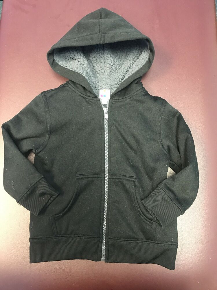 *NWT 24M BABY TODDLER GIRL/'S SHERPA JACKET SIZES 5T HEALTHTEX